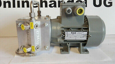 Hyco Vacuum Pump / Type: 7AA63M-4 B34 S1 / Very Good Condition