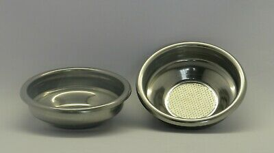 2x La Cimbali One Filter Basket 6g 60mm 1 Cup for sale  Shipping to Ireland
