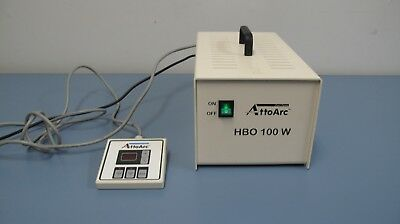 Carl Zeiss Atto Arc Hbo 100w Attoarc Variable Intensity Lamp Control System
