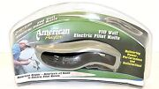 American Angler Electric Knife