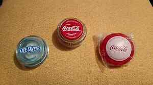 Coca Cola Collectable Vintage Early 80's Yo yo's Docklands Melbourne City Preview