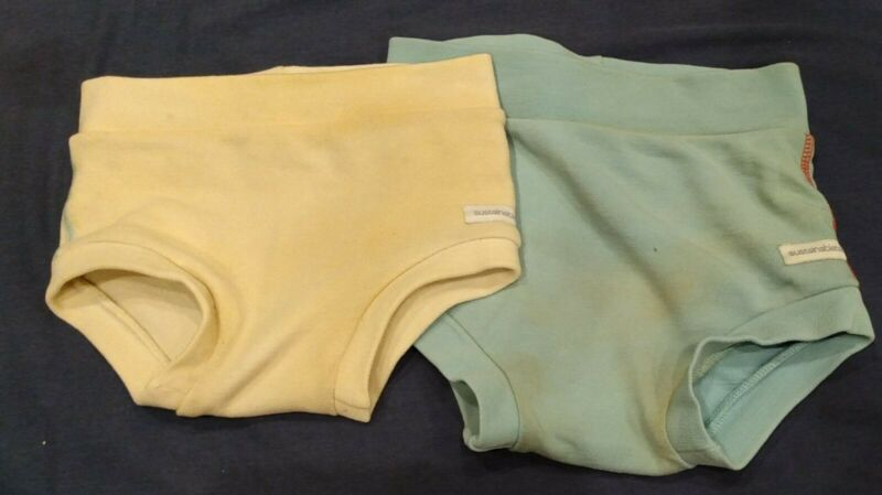 Sustainable Babyish Wool Interlock Short Diaper Cover Soaker LOT Sloomb XL L