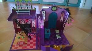MONSTER HIGH scary school Muswellbrook Muswellbrook Area Preview