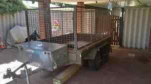 8x5 dual axle heavy duty boxtop Ballajura Swan Area Preview