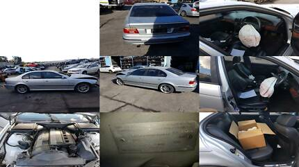 BMW 5 SERIES E39 (95-03) DISMANTLING PURPOSES ONLY Girraween Parramatta Area Preview