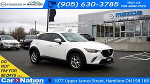 2016 Mazda CX-3 GS | SUNROOF | NAV READY | AWD | REAR CAM