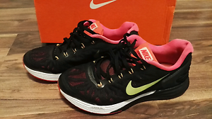 Nike Lunarglide 6 Black Youths Trainers Manly Vale Manly Area Preview