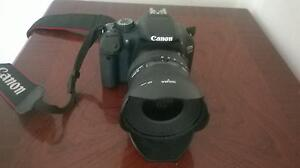 Canon EOS 550D and 2 lenses Salisbury Brisbane South West Preview