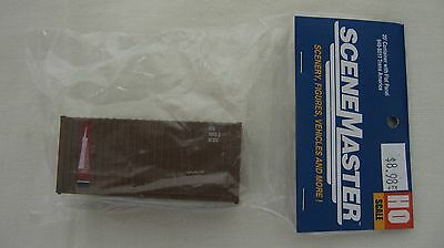 Walthers Ho 20 Container With Flat Panel Trans America  949 8017 New In Package