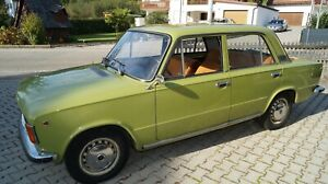 Fiat 124 Special Automatic