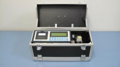 ECOM A-PLUS Portable Emission Analyzer Made In Germany