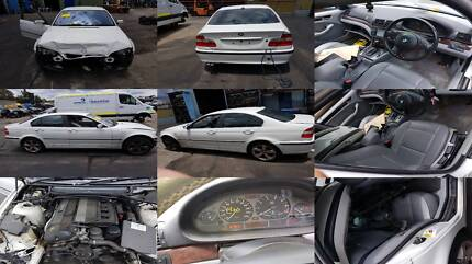 BMW 3-Series Sedan E46 (98-04) Girraween Parramatta Area Preview