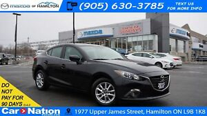 2015 Mazda Mazda3 GS| HEATED SEATS| SUNROOF| BLUETOOTH