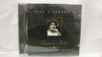 Ella Fitzgerald Forever Gold 1999 St  Clair Entertainment Group           Cd1257