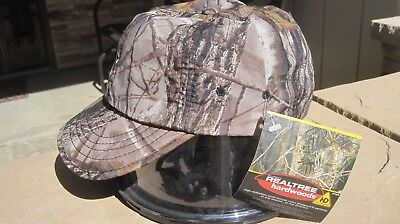 c49227f8126 OUTDOOR CAP PACKABLE REALTREE CAMO PAK CAP PACK HAT HUNTING FISHING ARCHERY
