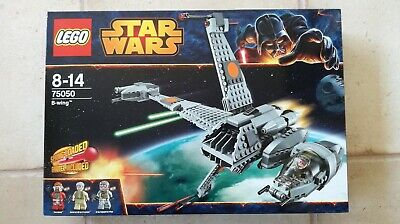 Lego Star Wars 75050 B-WING - New In Sealed Box - GREAT CONDITION
