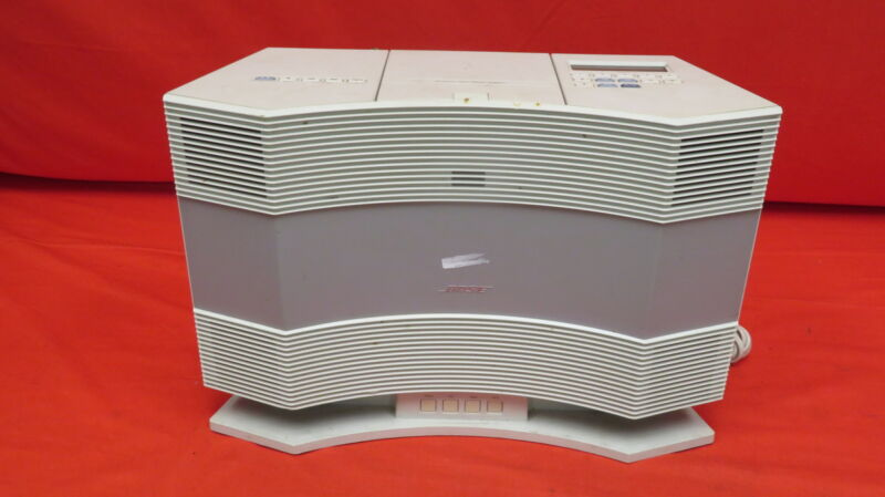 Bose Acoustic Wave CD-3000 Music System CD Player 6291