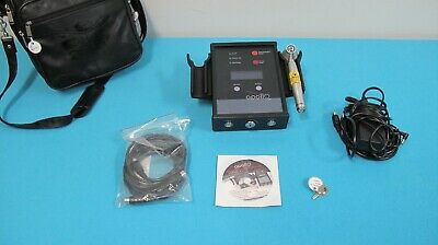 Apollo Desktop Cold Laser System Model Ap2-dt With Apollo 500 Mw Probe Case