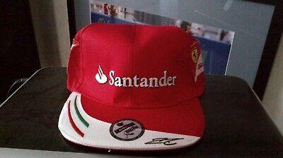 New Ferrari Kimi Raikkonen Team Flex - Fit Driver Cap (Ferrari Kimi)