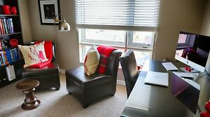 $500 Move-In Credit! Luxury 2-bed near Victoria & Grange!