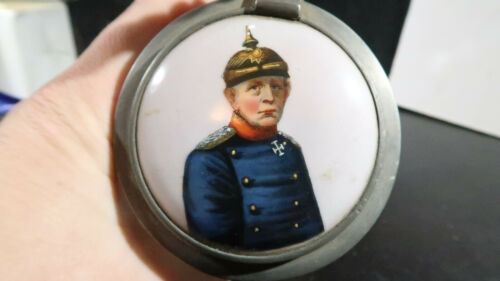 Franco Prussian War Beer Stein Elder Helmuth von Moltke