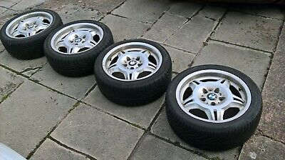 BMW E36 M3 Alloy Wheels Style 24