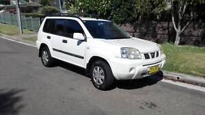 Nissan X-Trail Manual - Low kms and long rego