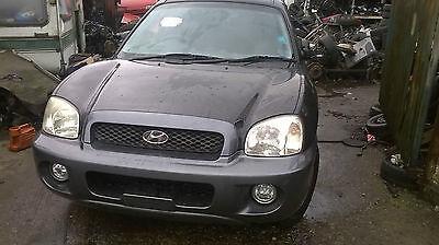 Hyundai Santa Fe 2001 5 for breaking all parts available