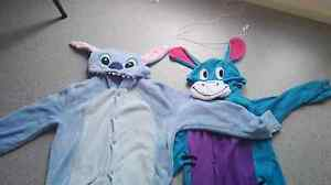 Stitch & Eeyore adult onesies Blair Athol Port Adelaide Area Preview
