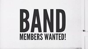 Band Members Wanted! The Oaks Wollondilly Area Preview