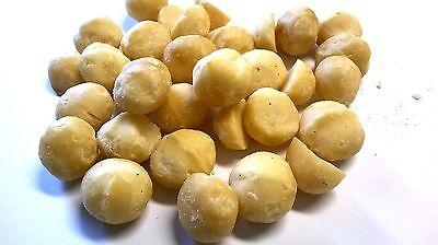 100g Macadamia - Nüsse - Kerne - extra groß