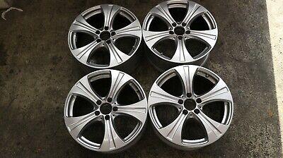 Original Mercedes GLC W253 X253 Alufelgen Felgen 18 Zoll A2534010800   RDKS