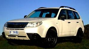 2008 Subaru Forester Wagon Devonport Devonport Area Preview