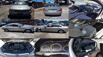 Mercedes C-Series W204 Sedan DISMANTLING PURPOSES ONLY (07-14) Girraween Parramatta Area Preview