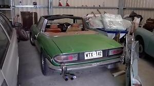1974 Triumph Stag Convertible Echunga Mount Barker Area Preview