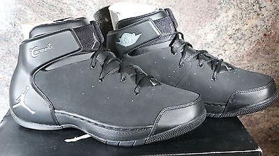 new styles 8f354 a095b Nike Air Jordan Melo 1.5 Black Cool Grey SIZE 9 Unreleased Promo Sample  Retro