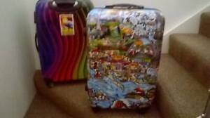 LUGGAGE - MEDIUM SIZE SUITCASES IN EXCELLENT CONDITION