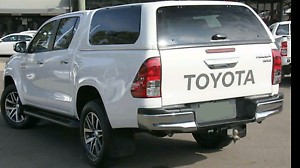 Toyota Hilux Genuine canopy duel cab East Cannington Canning Area Preview