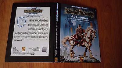 AD&D 2nd EDITION DUNGEONS&DRAGONS ABENTEUER IN DEN VERGESSENEN KÖNIGREICHEN