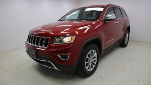 2015 Jeep Grand Cherokee Limited *4X4 AWD PLAN OR 5ANS/