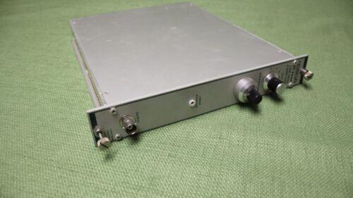 Tennelec TC264A NIM BIN Low/Wide ß Amp/Disc.