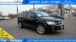 2016 Dodge Journey SXT/LIMITED| SAT RADIO | DVD| REAR CAM |7 SEA