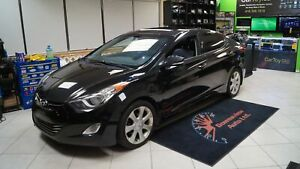 2013 Hyundai Elantra AUTO!LEATHER!!ROOF!FULLY LOADED! SAFETY AVA