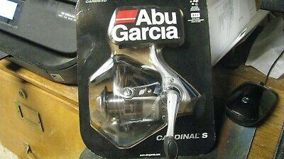 Abu Garcia Cardinal 40 spinning reel, nip, free shipping