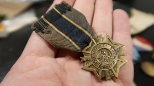 Veterans of Foreign Wars Medal Early