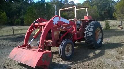 574 International Tractor Mogo Eurobodalla Area Preview