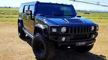 H2 HUMMER Luxury 6ltr V8 on 37x12.5\17r MUD TYRES Lake Clarendon Lockyer Valley Preview