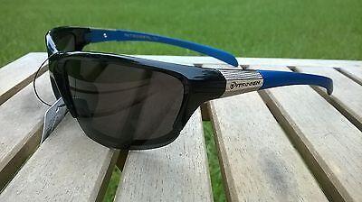 Men/'s Nitrogen Polarized Sunglasses NT703206PZ Davis A1 black blue fishing