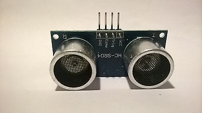 2pcs Ultrasonic Module Distance Measuring Transducer Sensor For Arduino Hc-sr04