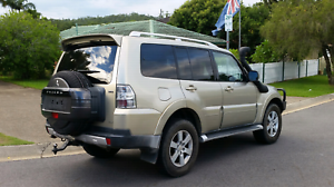 2008 Mitsubishi Pajero VR-X 3.2L TURBO DIESEL  7 Seater